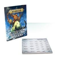 Warhammer Age of Sigmar: Warscrolls - Beastclaw Raiders