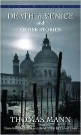 Death in Venice and Other Stories by Thomas Mann by Thomas Mann