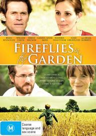 Fireflies in the Garden on DVD