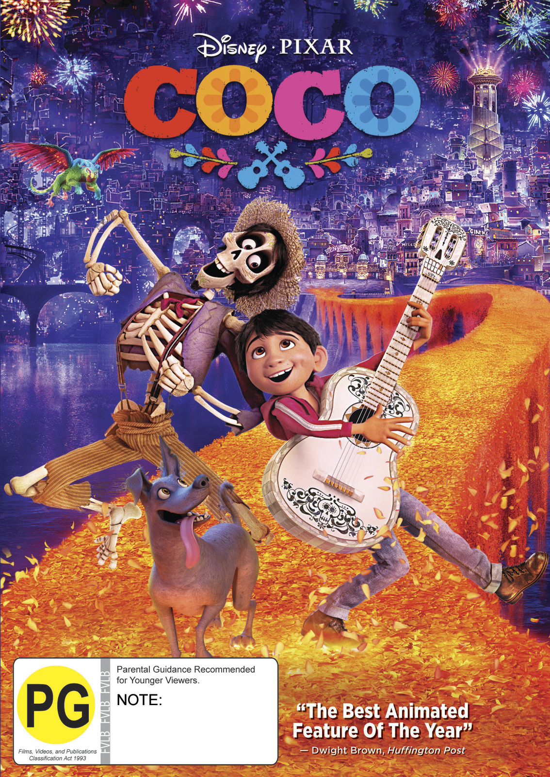 Coco 2017 Dvd In Stock Buy Now At Mighty Ape Nz