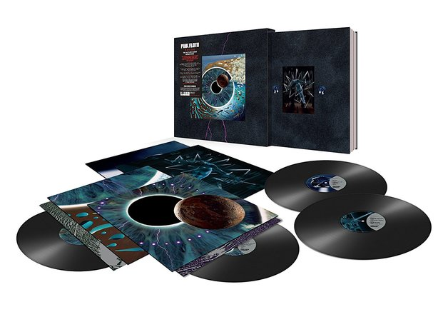 Pulse [Live] (4LP) by Pink Floyd