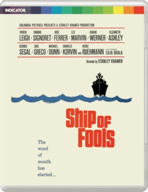 Ship of Fools on Blu-ray