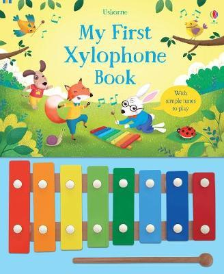 My First Xylophone Book by Sam Taplin