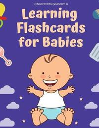 Learning Flashcards For Babies by Childrenmix Summer B