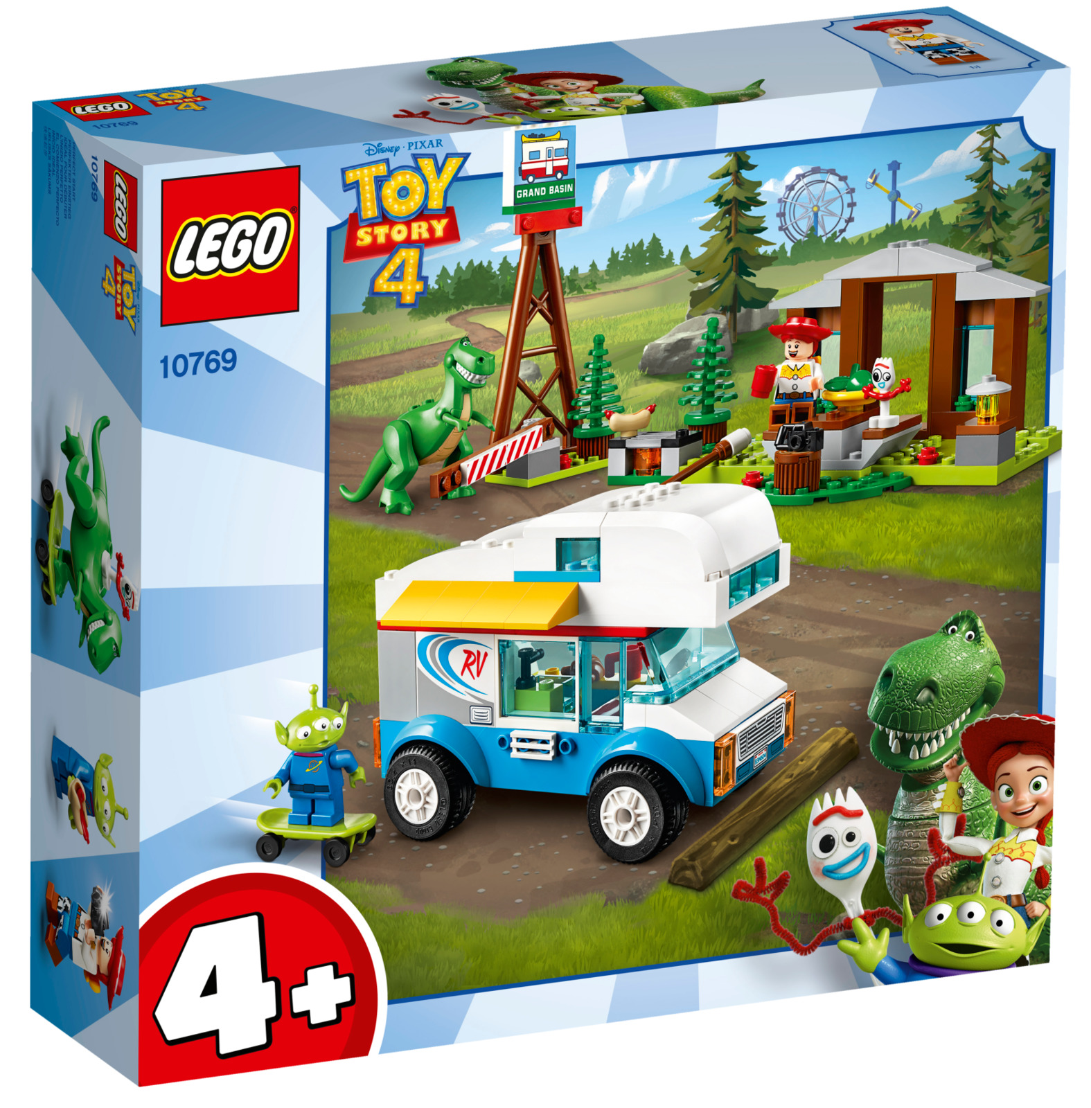 LEGO Disney: Toy Story - RV Vacation (10769) image