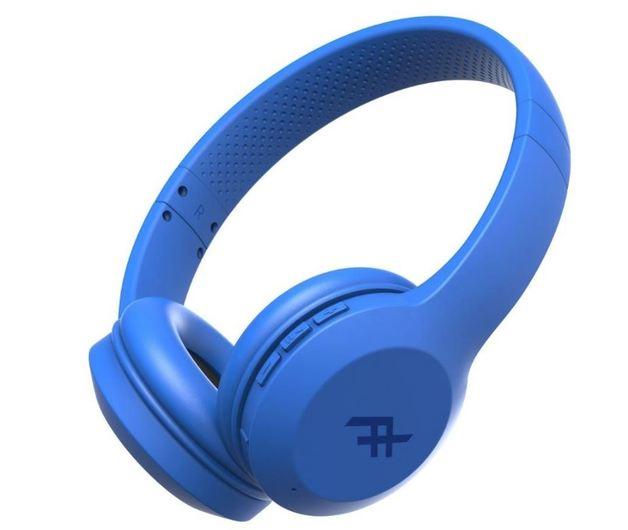 iFrogz: Resound Wireless Headphones - Blue