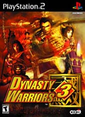 Dynasty Warriors 3 for PlayStation 2