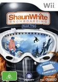 Shaun White Snowboarding for Nintendo Wii