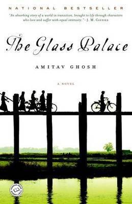 The Glass Palace by Amitav Ghosh image