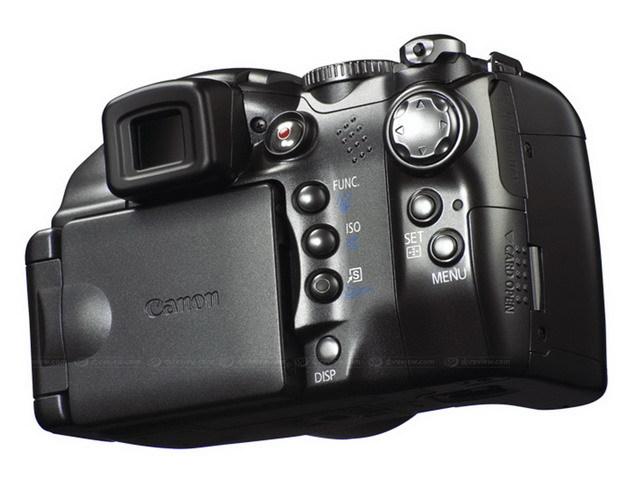 Canon Digital Camera Powershot S3 IS 6.0MP image