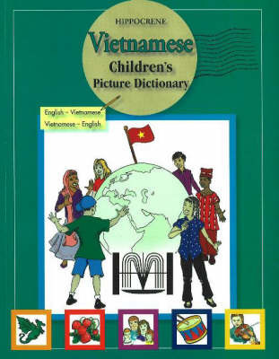 Vietnamese Children's Picture Dictionary by Hippocrene Books