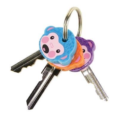 Mon-Keys Key Covers - by Fred