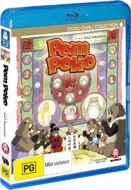 Pom Poko on Blu-ray