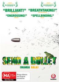 Send a Bullet (Manda Bala) on DVD
