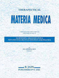 Therapeutical Materia Medica by H C Jessen image