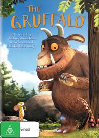 The Gruffalo on DVD