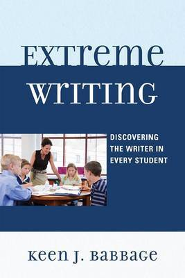 Extreme Writing by Keen J. Babbage image