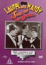 Laurel And Hardy - Sons Of The Desert on DVD