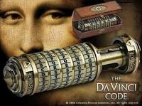 The Da Vinci Code: Cryptex - Prop Replica