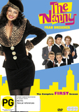 The Nanny - The Complete First Season on DVD