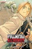 Fullmetal Alchemist: 4: 3-in-1 Edition by Hiromu Arakawa