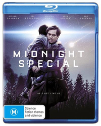 Midnight Special on Blu-ray