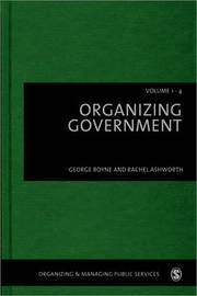 Organizing Government image