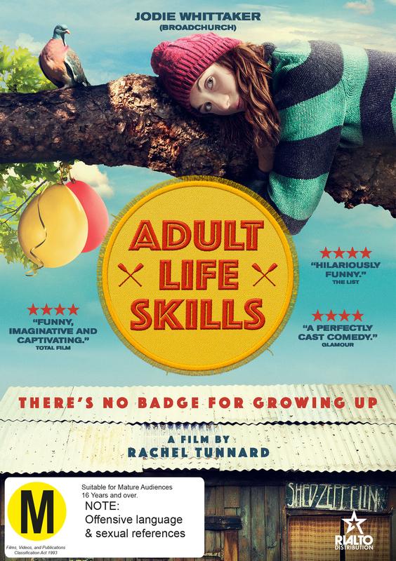 Adult Life Skills on DVD