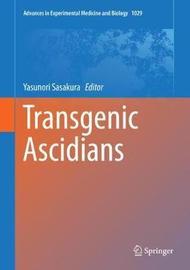 Transgenic Ascidians
