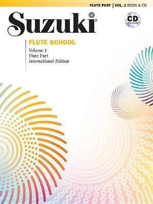 Suzuki Flute School, Vol 1 by Shinichi Suzuki
