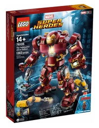 LEGO Super Heroes - The Hulkbuster: Ultron Edition (76105)