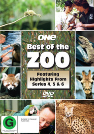 Best Of The Zoo - Highlights Series 4, 5, 6 on DVD image