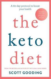 The Keto Diet by Scott Gooding image