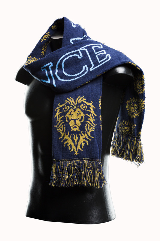 Warcraft Scarf - Alliance