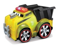 BB Junior: Push & Glow - Dump Truck