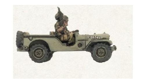 Israeli Reece Jeep Platoon