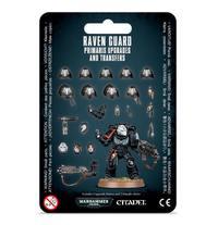 Warhammer 40,000: Raven Guard Primaris Upgrades & Transfers