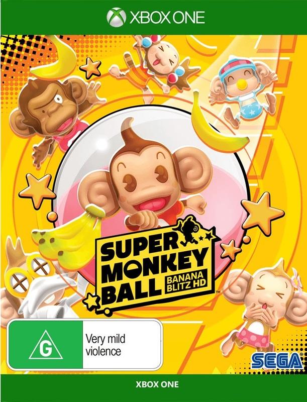 Super Monkey Ball Banana Blitz HD for Xbox One