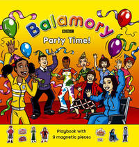Party Time!: Magnet Book image