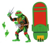 "TMNT: Turtles In Time - Raphael 7"" Action Figure"