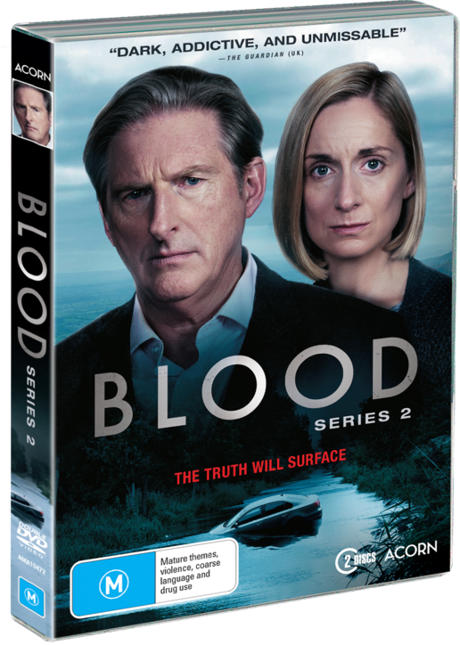Blood - Series 2 on DVD