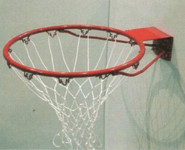 Stag Baketball Hoop And Net