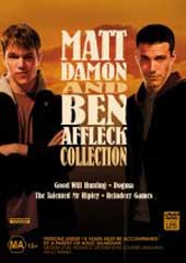 Matt & Ben DVD Collection on DVD