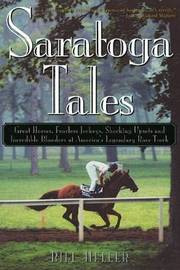 Saratoga Tales by Bill Heller image