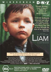 Liam on DVD