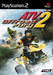 ATV Offroad Fury 2 for PS2