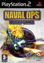 Naval Ops: Warship Gunner for PlayStation 2
