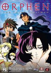 Orphen 6 - The Third Talisman on DVD