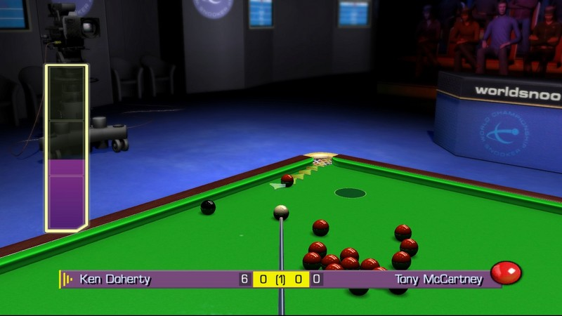World Snooker Championship 2007 for PlayStation 2 image