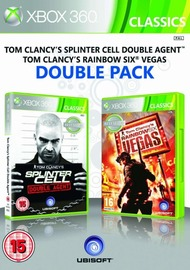 Rainbow Six Vegas & Splinter Cell Double Agent (Double pack) (Classic) for X360